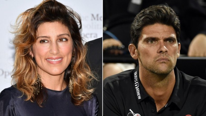 Jennifer Espositio Mark Philippoussis