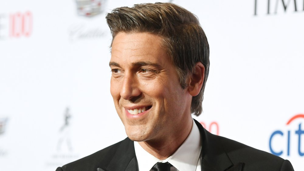 The untold truth of David Muir