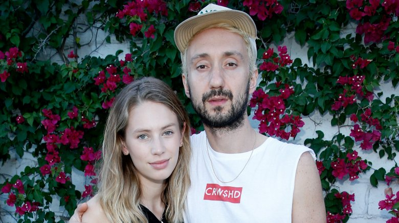 Dylan Frances Penn and Jimmy Giannopoulos