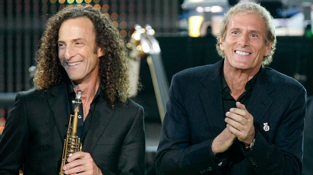Michael Bolton and Kenny G