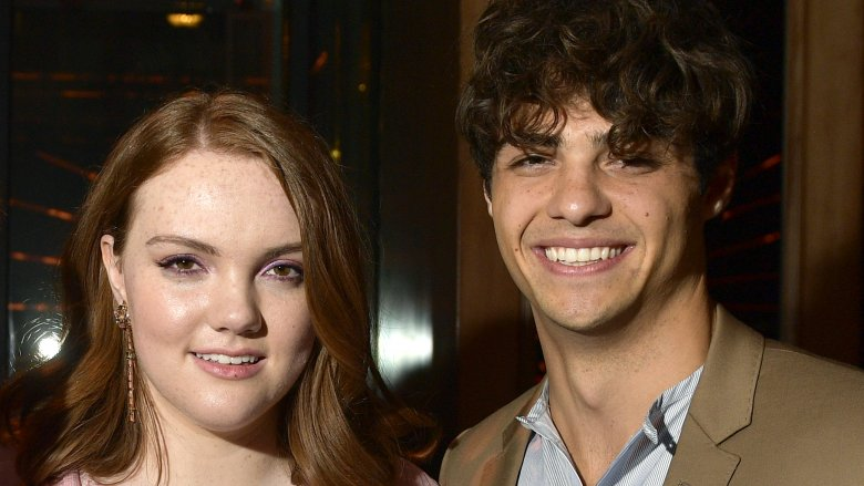 Noah Centineo and Shannon Purser