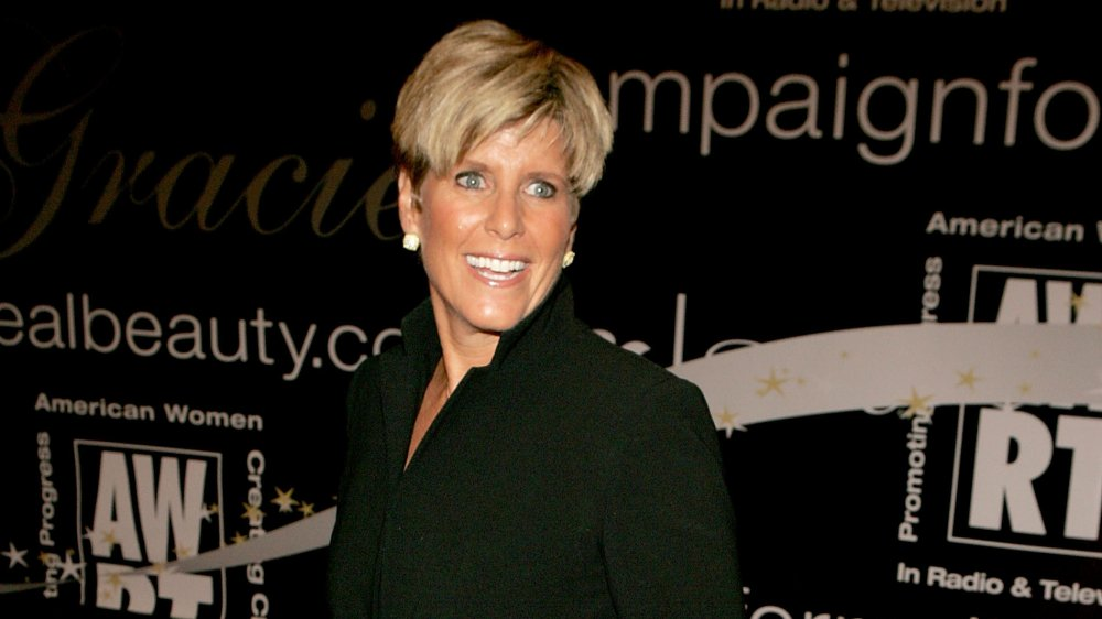 Suze Orman at the 30th Annual Gracie Allen Awards Gala