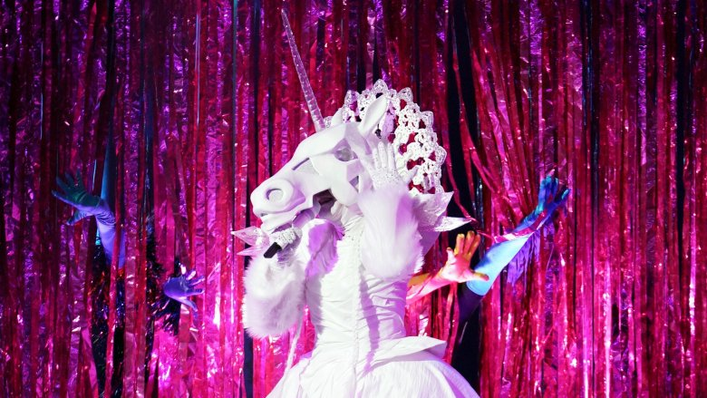 Unicorn from The Masked Singer