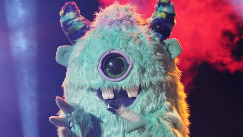 Monster from The Masked Singer