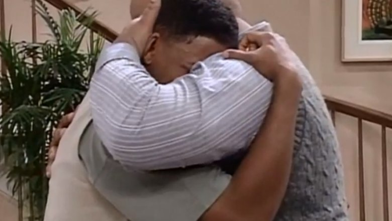 Will and Uncle Phil in The Fresh Prince of Bel-Air