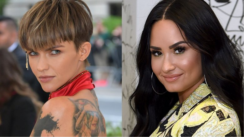 Ruby Rose, Demi Lovato
