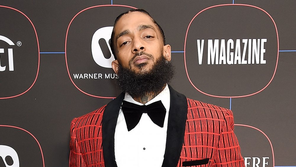 This was Nipsey Hussle's favorite music he ever did
