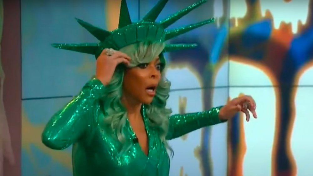 Wendy Williams fainting