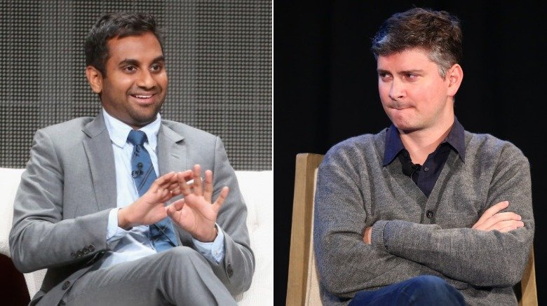 Aziz Ansari and Mike Shur