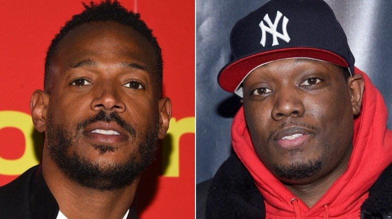 Marlon Wayans and Michael Che