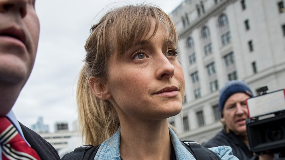 What we've learned about Allison Mack's involvement with NXIVM