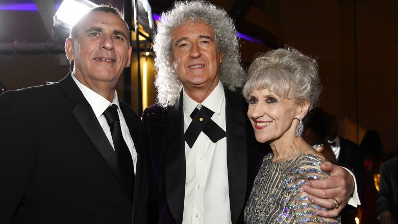 Brian May at the 2019 Oscars