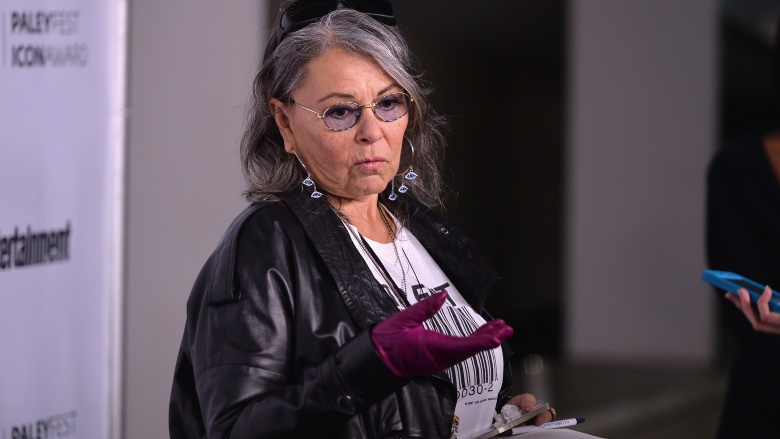 Whatever happened to Roseanne Barr?