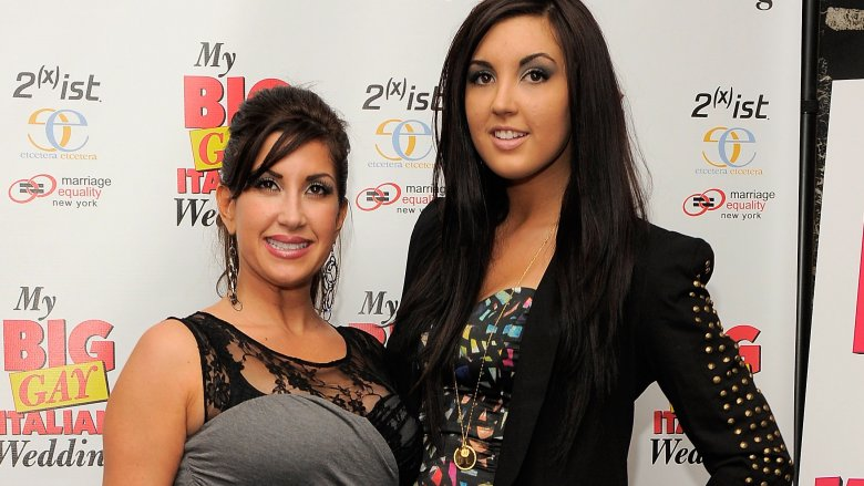 Ashley Holmes and Jacqueline Laurita