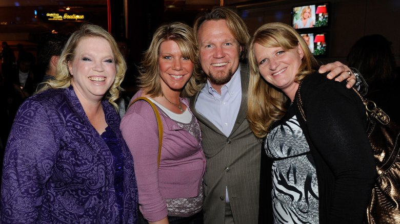 Where is the cast of Sister Wives today?