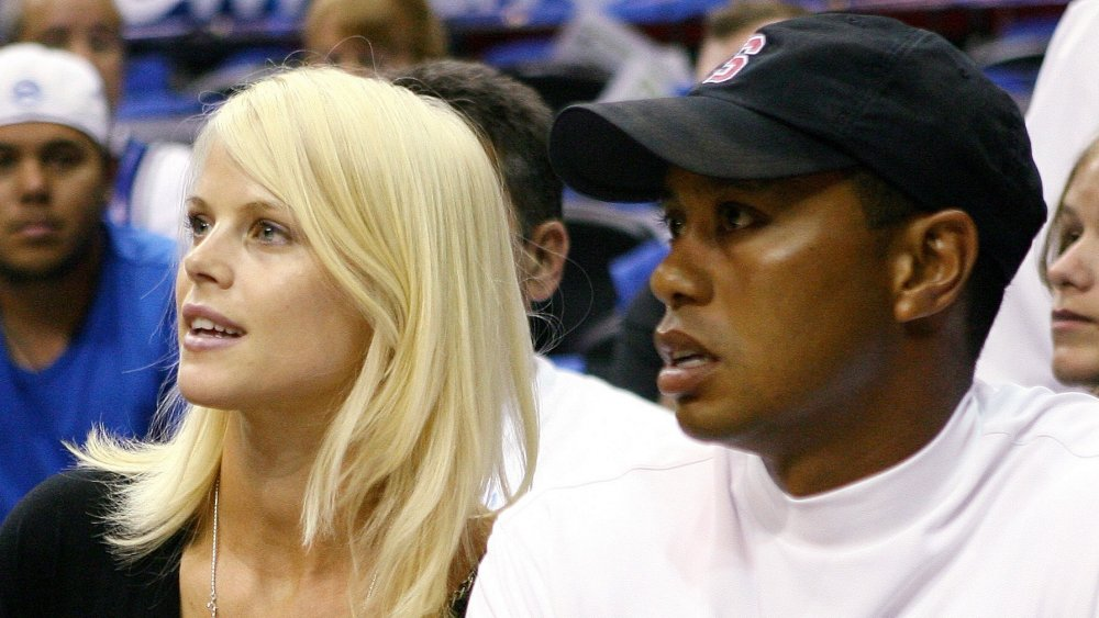 Where Tiger Woods' ex really ended up
