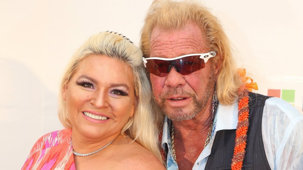 Why Dog the Bounty Hunter's wife wouldn't even look at him at the end of her life