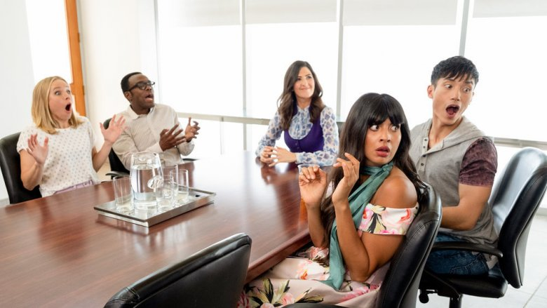Why The Good Place is ending after season 4 - Hot Celebrity