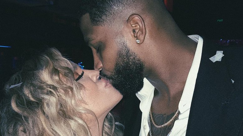 Khloé​ Kardashian and Tristan Thompson