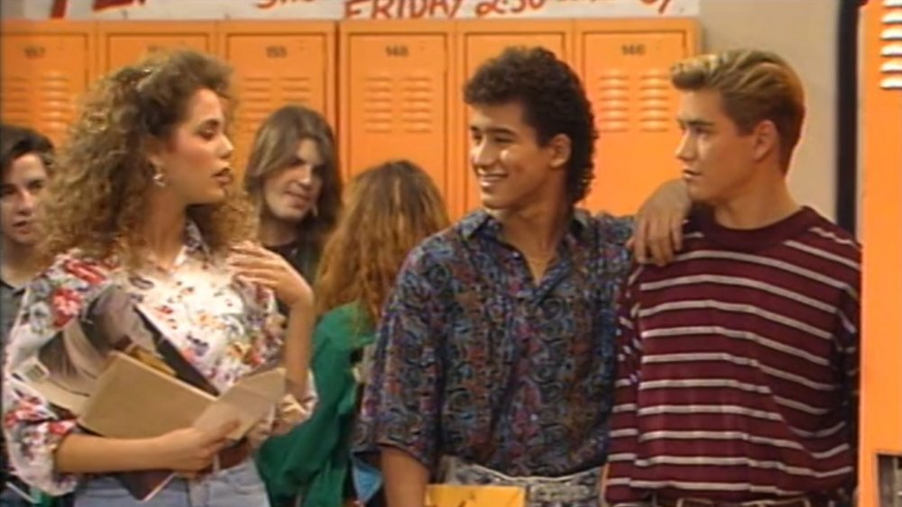 You won't believe what the Saved by the Bell cast is worth today Lisa Turtle