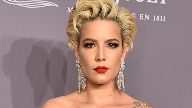The Shady Side Of Halsey