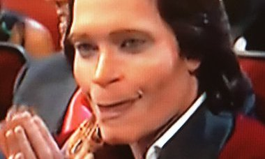 Donald Glover as Teddy Perkins at the 2018 Emmys