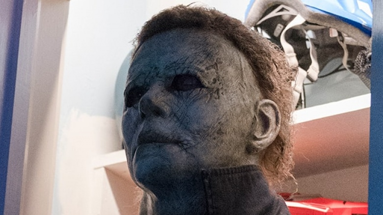 The actor who plays Michael Myers in Halloween is gorgeous in real life