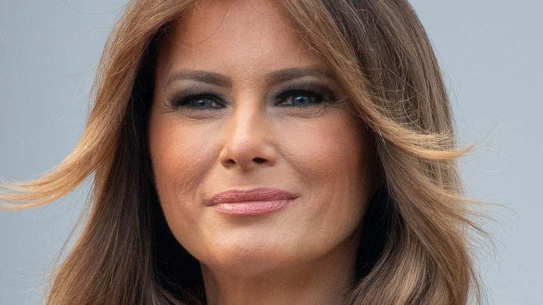 Why Melania's Christmas decorations are getting hate