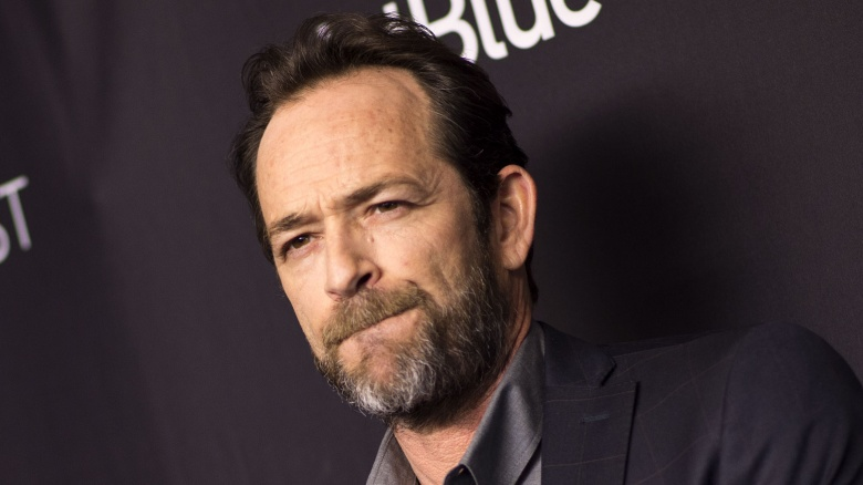 Celebs react to Luke Perry's death