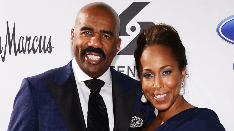 Strange things about Steve Harvey's marriage